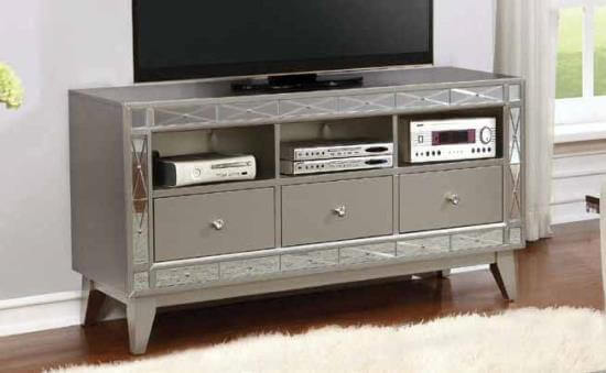 Mirrored Tv Console All American Furniture Buy 4 Less Open To Public