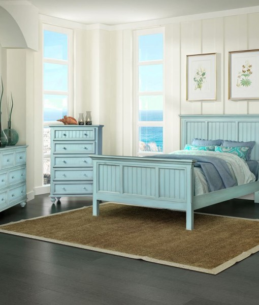 Monaco Bleu Bedroom Collection All American Furniture Buy 4 Less Open To Public
