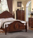 Natural Cherry Wood Bedroom All American Furniture Buy 4 Less Open To P