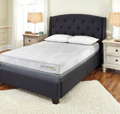 7 inch gel memory foam mattress