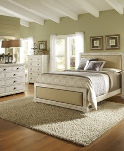 Charming Willow Distressed White
