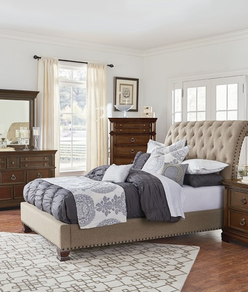 Charleston Bedroom Suite All American Furniture Buy 4 Less Open To Public