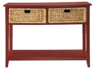 Flavius_Table_W_Storage_Burgundy
