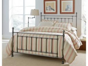 Bennington_Grey_Metal_Bed