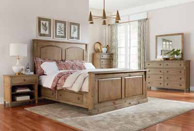 Savannah Court Bedroom Set All American Furniture Buy 4 Less Open To Public