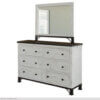 960_IFD_Antique_White_Dresser&Mirror