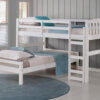 3018 White Bunk Bed Option 2