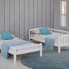 3018 White Twin Bed Option 2