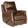 44701-25 Gulfbay Brown Leather Recliner