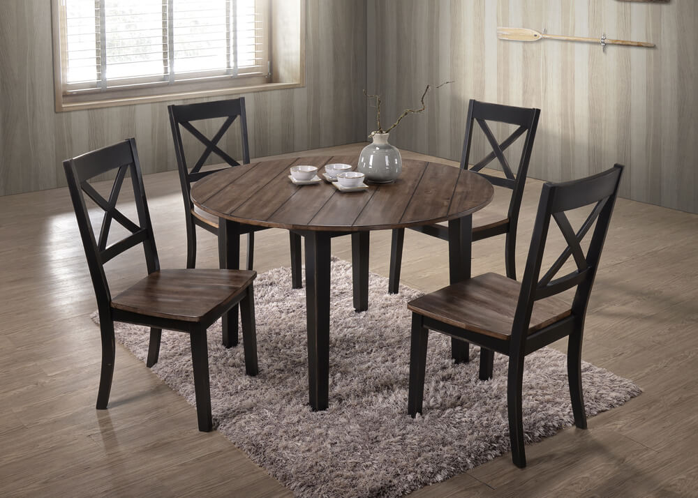 A La Carte Dining Collection Available In 3 Colors