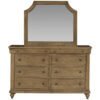88959-58 Brussels Dresser & Mirror