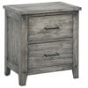 96550_96557 Nelson Grey Nightstand