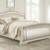 B750-178-176-179 Cassimore King Sleigh Bed