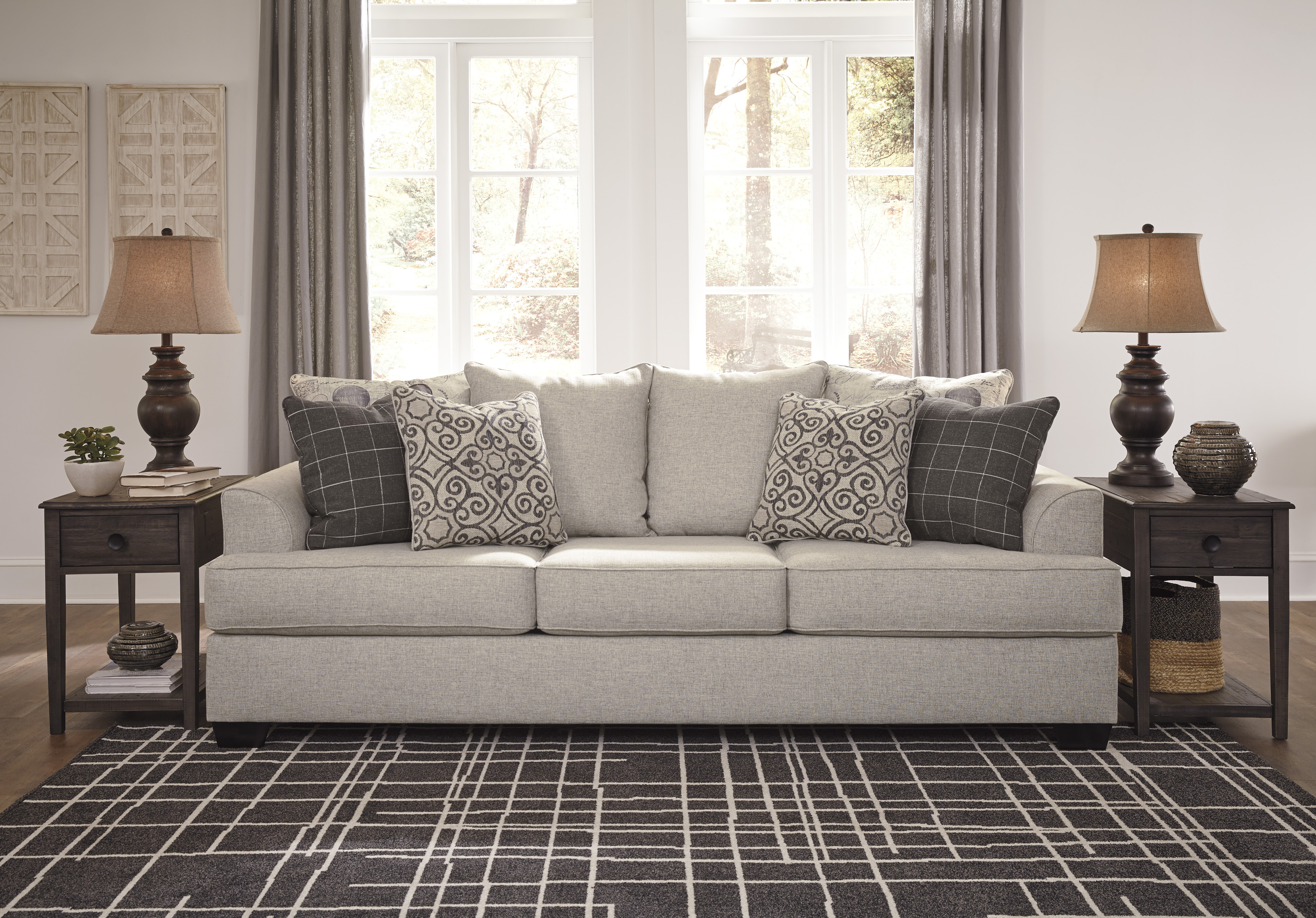 Velletri Living Room All American Furniture Buy 4 Less