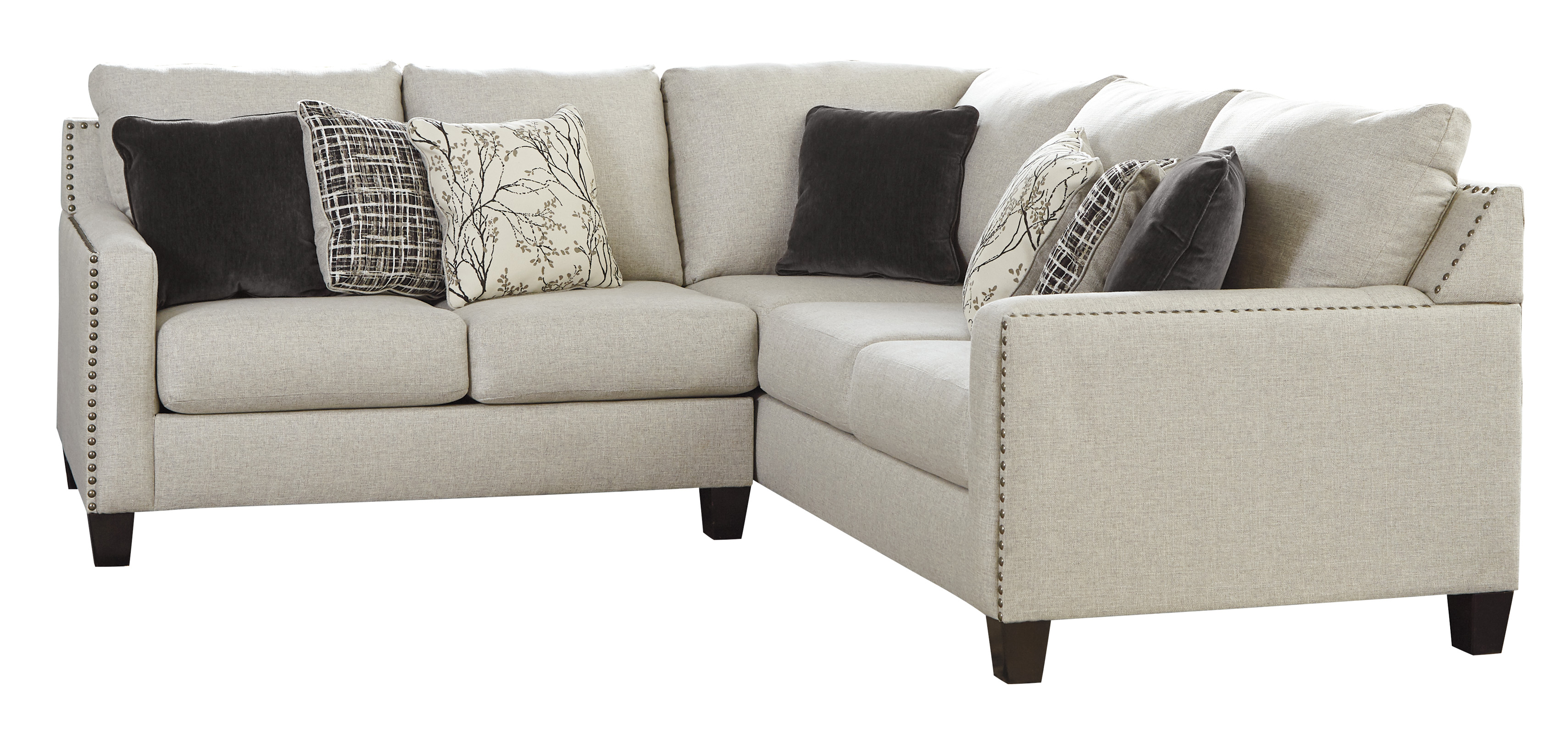Hallenberg Sectional All American Furniture Buy 4 Less