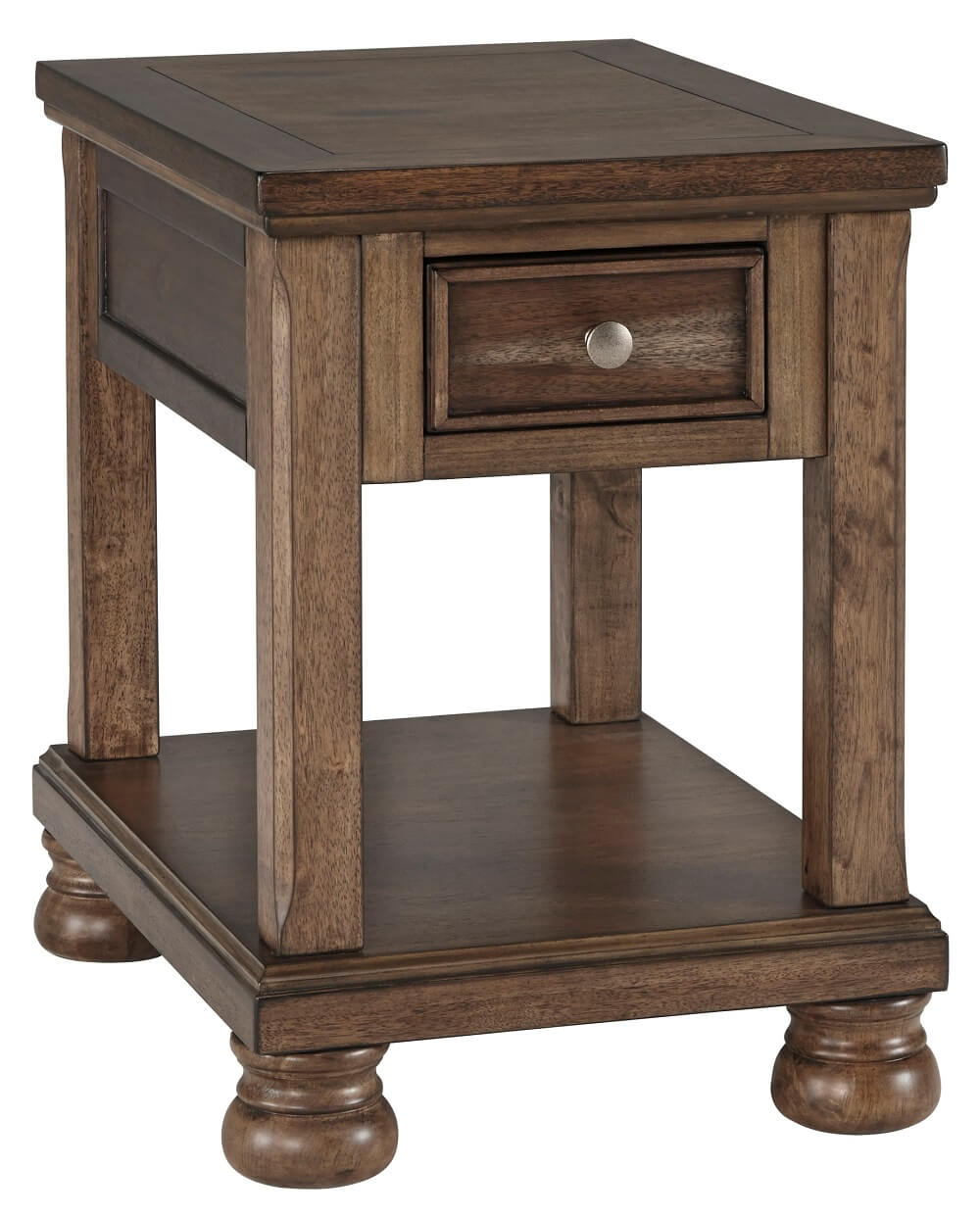 Flynnter Chair Side End Table All American Furniture