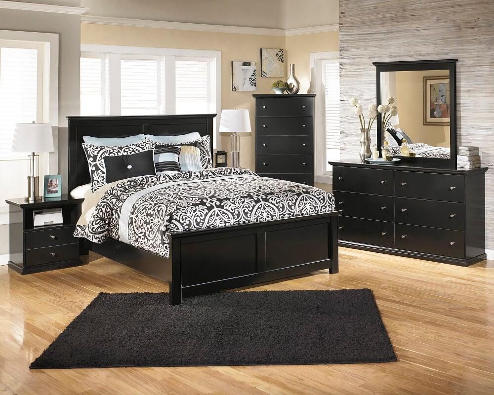 Ashley Maribel Bedroom